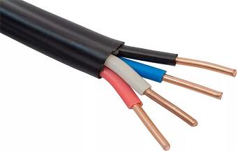 Силовые кабели. Виды и структура.