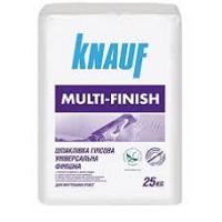 Шпаклевка гипсовая Knauf Мульти-Финиш, 25 кг