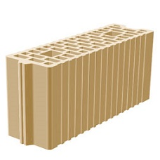 Керамический блок Кератерм 10