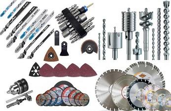 Ручной инструмент и расходные материалы