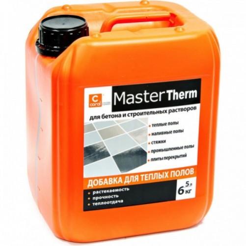 Пластификатор Master Therm, 5 л