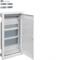 Щит 3-рядный для мультимедиа и связи, в/у с металлическими дверями, VOLTA VU36NWB