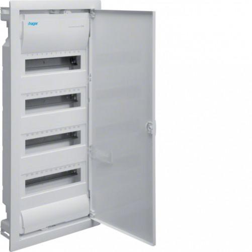 Щит на 48(56) модулей внутренней установки с металлической дверью HAGER VOLTA VU48UA