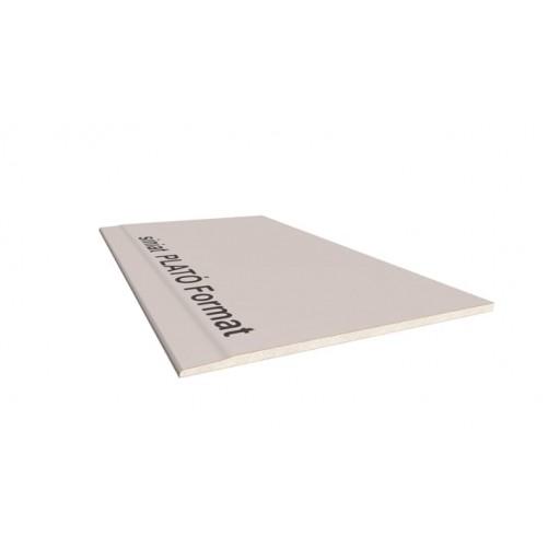 Гипсокартон PLATÓ Format 12,5x1200x2000 мм