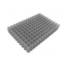 Сетка сварная (кладочная) ячейка 100*100 мм, размер 1*2 м, проволока 2,6 мм