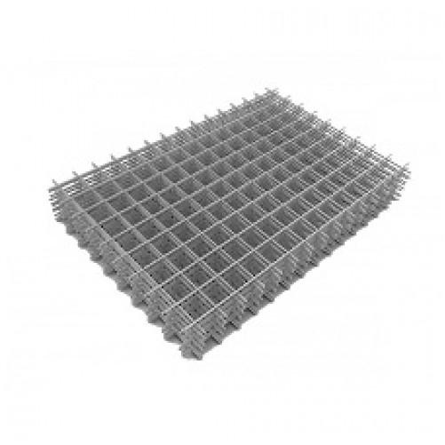 Сетка сварная (кладочная) ячейка 100*100 мм, размер 1*2 м, проволока 2,8 мм