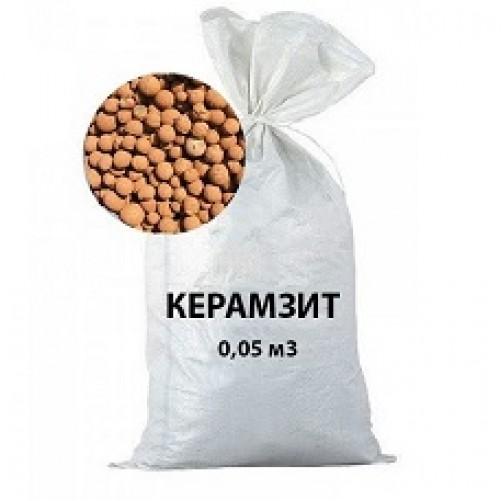 Керамзит фракции 10-20, 18 кг