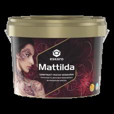 Краска Eskaro Mattilda бархатисто-матовая 9,5 л