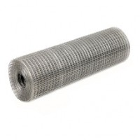 Сетка штукатурная оцинкованная 25*12,5 мм, размер 1*30 м, проволока 0,7 мм