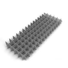 Сетка сварная (кладочная) ячейка 100*100 мм, размер 0,5*2 м, проволока 2,8 мм