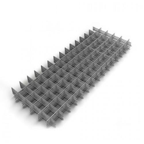 Сетка сварная (кладочная) ячейка 50*50 мм, размер 0,38*2 м, проволока 2,8 мм