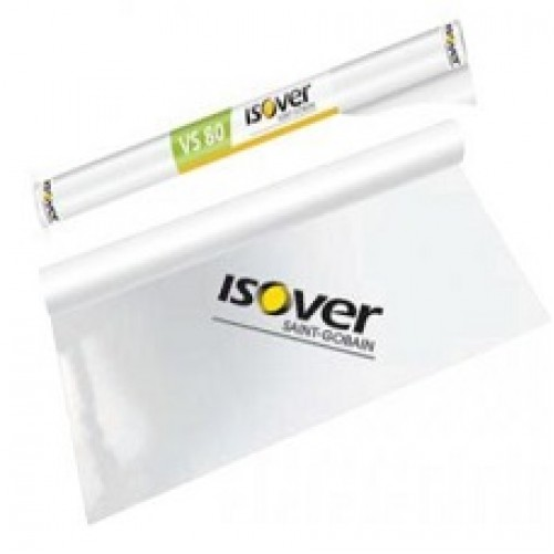 Мембрана пароизоляционная ІSOVER VS 80, плотность 80 г/м2, 75 м.кв.