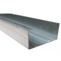 Стоечный профиль для гипсокартона CW-100 (0,55 мм), 3 м