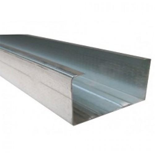 Стоечный профиль для гипсокартона CW-100 (0,55 мм), 4 м