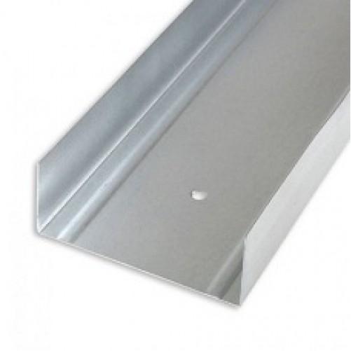 Направляющий профиль uw-75 (0,55 мм), 3 м