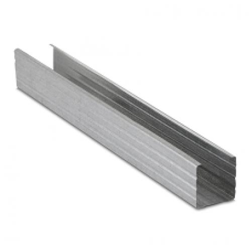 Стоечный профиль для гипсокартона CW-50 (0,55 мм), 3 м