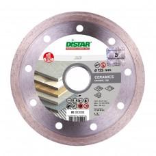 Алмазный отрезной круг DISTAR, Bestseller Ceramics 1A1R, 125x1,5x8x22,23 мм