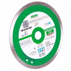 Алмазный отрезной круг DISTAR, Granite Premium 1A1R, 125x1.5x22.23 мм