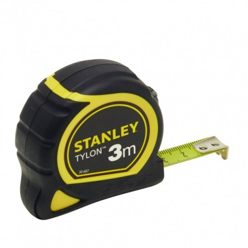 Рулетка Tylon STANLEY, 12,7мм х 3м