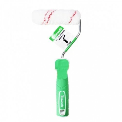 Валик с ручкой Yoshimoto Microfiberl, ворс 12 мм, 10 см