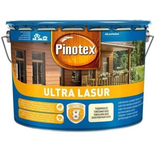 Водоотталкивающее лазурное деревозащитное средство Pinotex Ultra Lasur ,10л