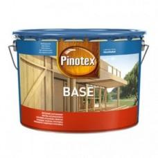 Грунтовка деревозащитная Pinotex Base, 10 л