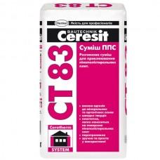 Ceresit CT 83 Смесь для приклеивания ППС, 25кг