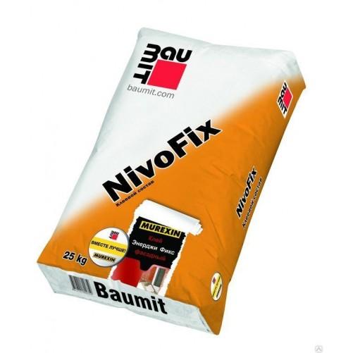 Nivofix Клей для приклеивания теплоизоляции, 25кг