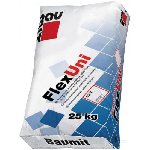 Baumaсol Flex Uni Эластичный клей для плитки, 25кг