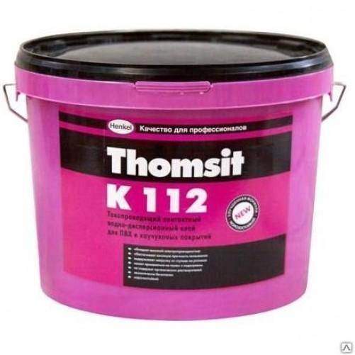 K 112 клей для ПВХ покрытий, 12кг