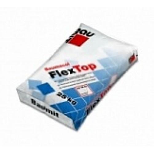 Baumaсol Flex Top Эластичный клей для плитки, 25кг