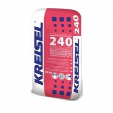 Kreisel 240 Mineralwolle-Armierung Смесь для армирования минеральной ваты, 25кг