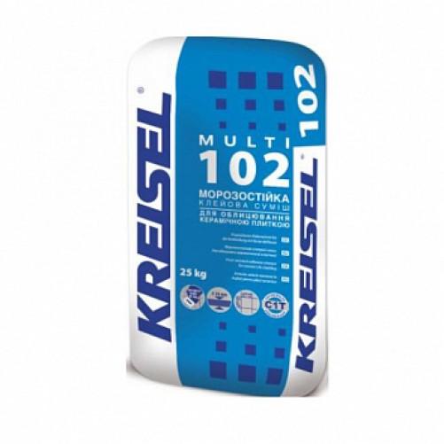 Клей Kreisel 102 для плитки, 25кг