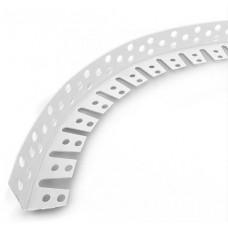 Уголок арочный ПВХ 25х25мм, 2,5м
