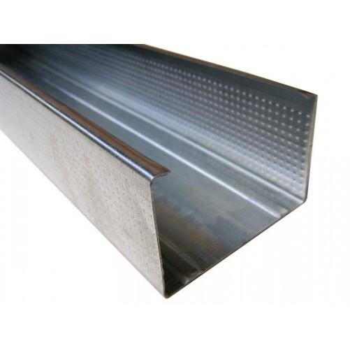 Стоечный профиль для гипсокартона cw-75 (0,55 мм), 3 м