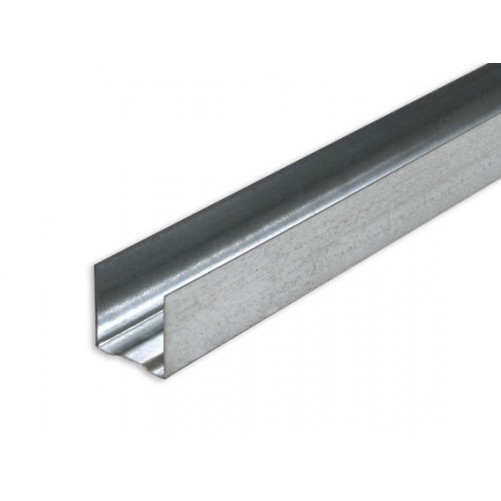 Направляющий профиль ud-27 (0,55 мм), 4 м
