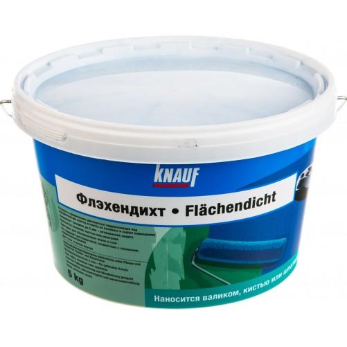 Knauf Флехендихт гидроизоляция для стен и пола, 5кг
