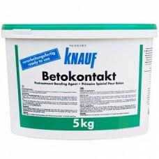 Грунтовка Knauf Betokontakt, 5 кг