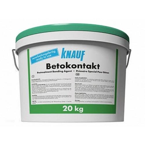 Грунтовка Knauf бетоконтакт, 20 кг