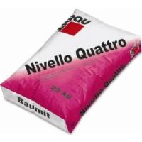 Baumit Nivello Quattro Смесь самовыравнивающаяся 1-20мм, 25кг
