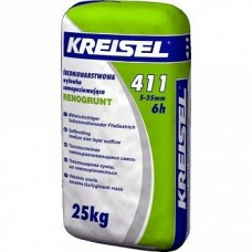 Kreisel 411 Fliess-Bodenspachtel Смесь для пола самовыравнивающаяся 5-35 мм, 25кг