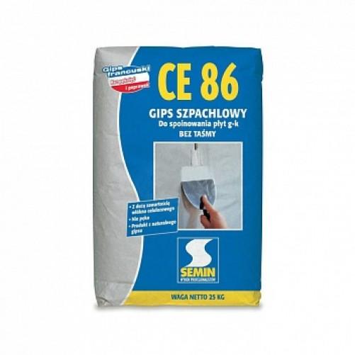 Шпаклевка Semin Ce-86/25кг