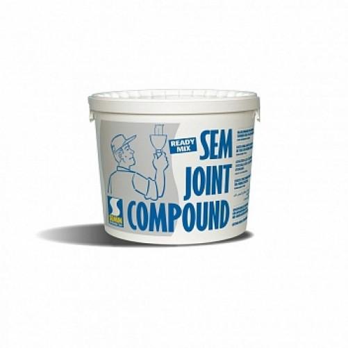 Шпаклевка Semin Joint Compound готовая финишная, 25кг