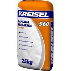 Kreisel 560 Putzmörtel Штукатурная смесь, 25кг